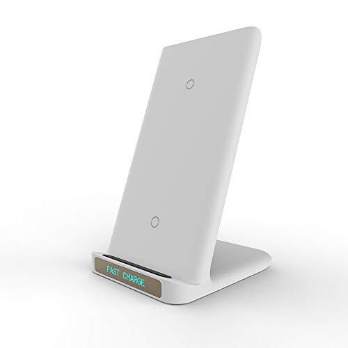 Horen 15W Qi - Cargador inalámbrico para iPhone 11 Pro X Xs Samsung S20 S10 S9