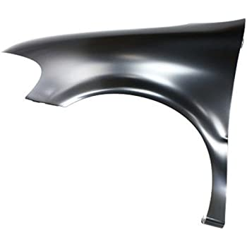Crash Parts Plus Front Driver Side Primed Fender Replacement for 1992-1994 GMC Jimmy