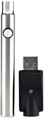 WallDecalsAndArt 2020 New Pen Battery Mini KIT (1) (Silver)