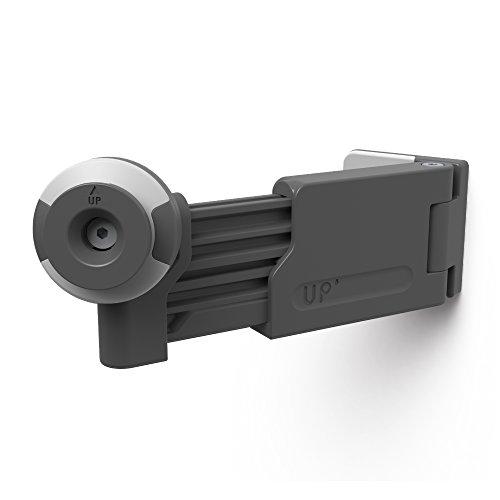 XFLAT UP400 - iPad Wandhalterung - mit Teleskoparm - Erweiterungsset für System: XFLAT-UP100, -UP300, -UP120, -UP220, -UP130 - ohne Schutzhülle