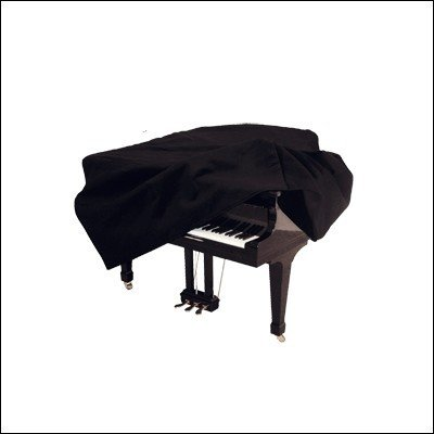 Ortola Piano Cola 227 Cms.C7-Rx7 nylon 10 mm, zwart