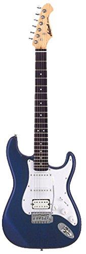 Aria 1A04A - Guitarra eléctrica, madera del mastil