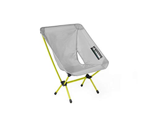 Helinox Chair Zero Ultralight Compact Camping Chair, Grey