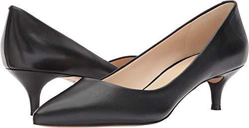 NINE WEST Illumie Black Leather 2 10.5