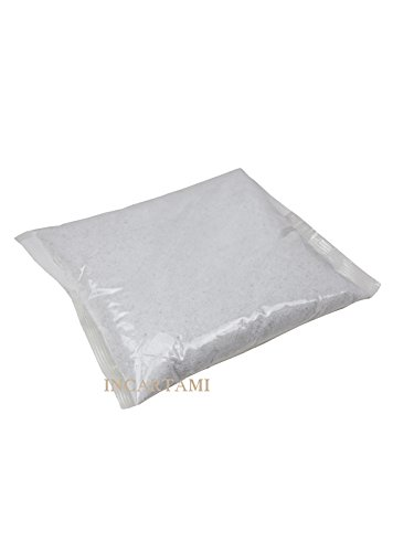 1 Kg Di Sabbia Sottile 0.4-0.7 Mm (Bianco)
