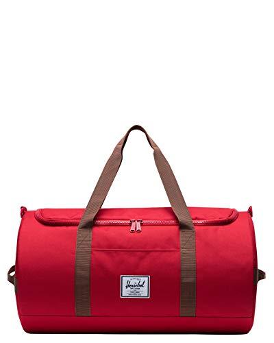 Herschel Sutton, Rosso/Sella Marrone (Rosso) - 10348-03271-OS