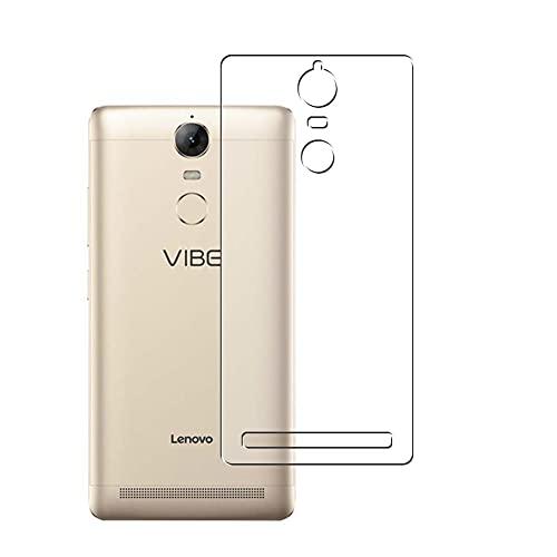 VacFun 2 Piezas Protector de pantalla Posterior, compatible con Lenovo VIBE K5 Note, Película de Trasera de TPU Skin Piel