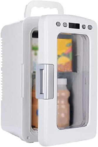 MEETGG Mini refrigerador Portátil de Alta Capacidad, Aislamiento bajo Contenido de Carbono, Forro de Seguridad para vehículo, hogar