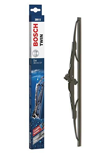 Tergicristalli Bosch Twin 380U, Lunghezza: 380mm – 1 tergicristallo anteriore