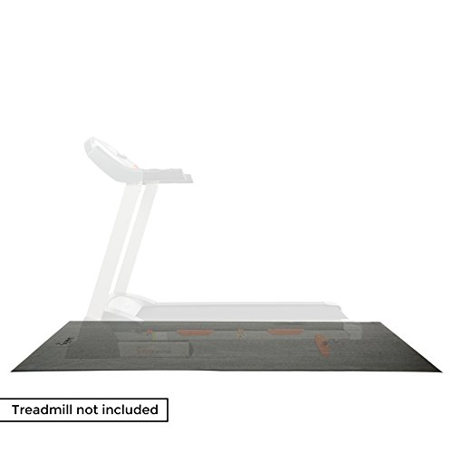 Sunny Health & Fitness Mat For Hardwood