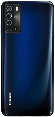 Hisense Unlimited H50 4G LTE 6.81 Pulgadas 6G + 128G 5000mAh Android 10 108MP Smartphone (Blue)
