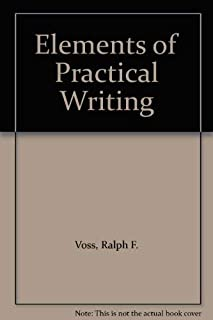 Elements of Practical Writing