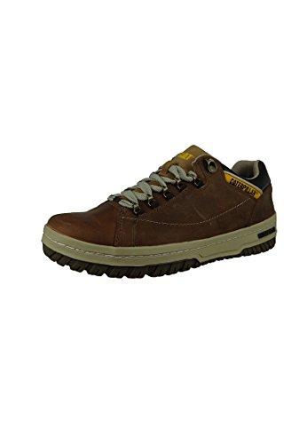 Cat Footwear APA, Sneaker Uomo, Beige Dark Beige, 45 EU