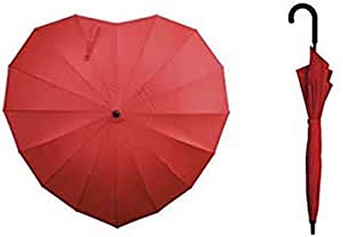 LEGAMI Paraguas plegable pequeño corazón
