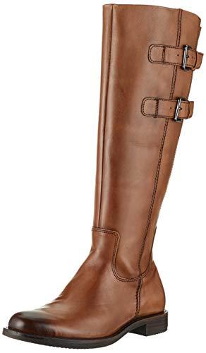 ECCO Damen SARTORELLE 25 Hohe Stiefel, Braun (Amber 1112), 37 EU