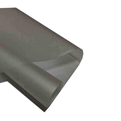 ZXL Raamfolie grijs, zelfklevend mat raam papier glas sticker film kantoor bad wc partitie opak 30 * 100 cm, (grootte: 70 * 100 cm)