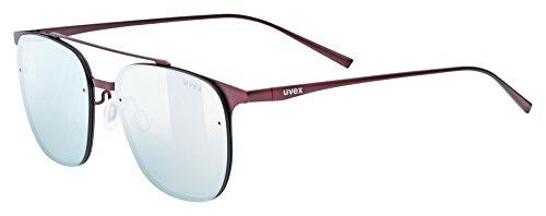 Uvex Igl 38 Zonnebril Purple 100% UV-bescherming stijlvol