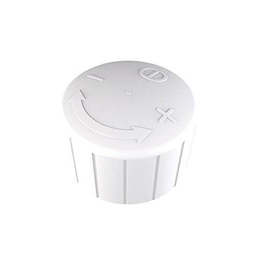 Drayton 0735123 - Tapón para válvula de radiador, 5