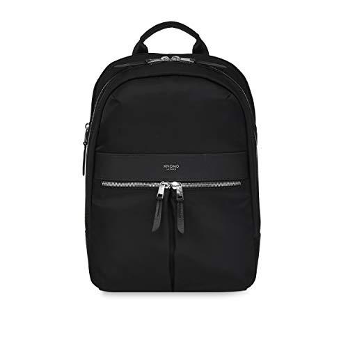 Knomo Mayfair Black Mini Beaufort Backpack 13'