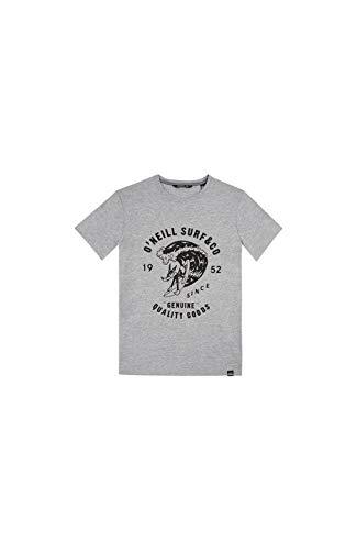 O'NEILL LB Connor Camiseta de Manga Corta, Niños, Gris (Sil