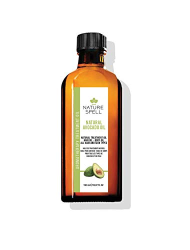 Nature Spell Avocadoöl für Haar und Körper, 150 ml