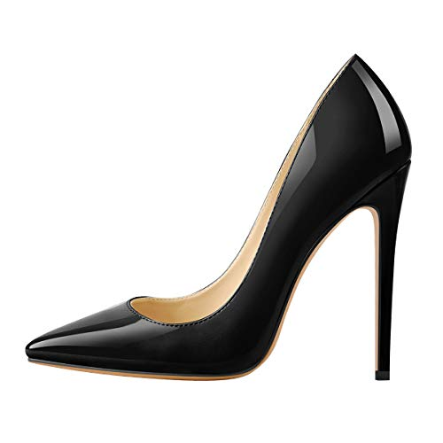 Richealnana Women's Pointed Toe Sexy Stiletto Heel Pumps