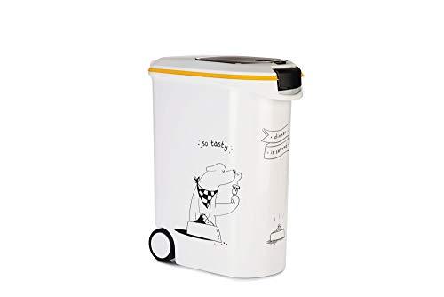 Curver K&Bz Container Hundefutter 54L 2000g