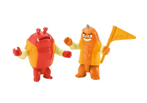 Fisher-Price Imaginext Disney's Monsters University George & Big Red