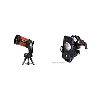 Celestron NexStar 8 SE Telescope with NexYZ 3-Axis Universal Smartphone Adapter (B07K96HTNR) | Amazon price tracker / tracking, Amazon price history charts, Amazon price watches, Amazon price drop alerts