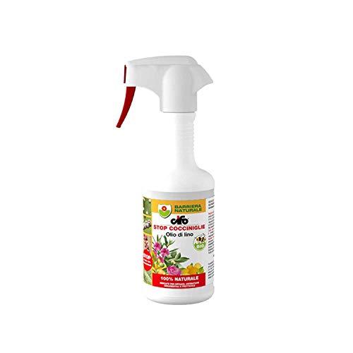 INSETTICIDA STOP COCCINIGLIE olio di lino CIFO 500 ml 100% NATURALE biologico AMDGarden