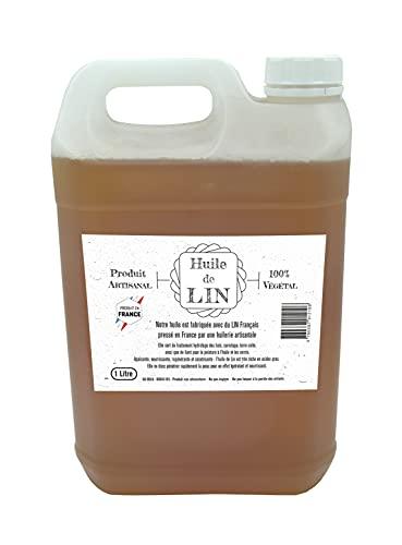 huile de lin carrefour