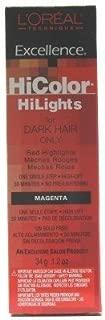 L'Oreal Excellence Hicolor Hilights Magenta 1.2 oz. (Case of 6)