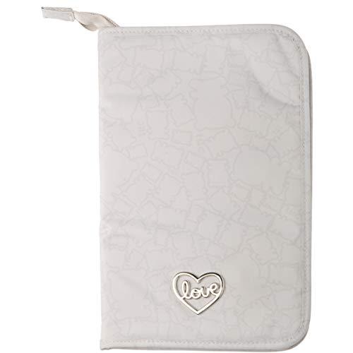 Tuc Tuc Biscuit BB Love - Porta documentos, color gris