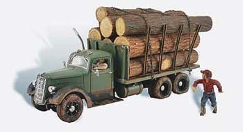 Woodland Scenics HO Tim Burr Logging WOOAS5553 by Woodland Scenics