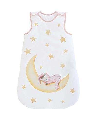 Naf Naf Saco de Dormir para bebé 100% algodón (70cm) (Marlon Night)
