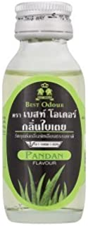 Best Odour Pandan Flavor for Thai Food and Drinks 30ml