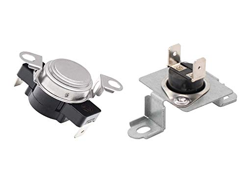 Price comparison product image Siwdoy 137032600 Thermal Limiter and 3204267 Thermostat Compatible with Electrolux Frigidaire AP4368739 PS2349395 PS446428 AP2131477 508516 73204267