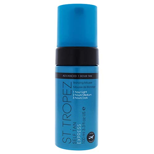 St Tropez Self Tan Express - Mousse abbronzante, 100 ml
