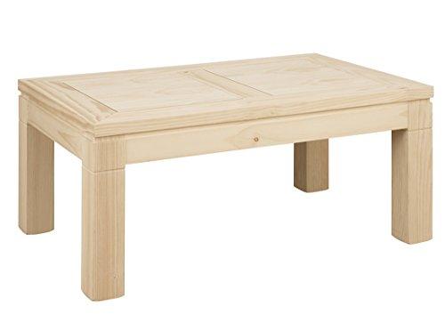 ojemar international Table Basse Tokyo t. Bois 110 x 70 cm. (Pieds Amovibles)