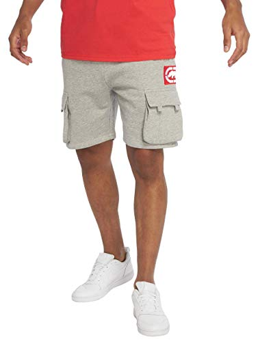 Ecko Unltd Männer Shorts Oliver Way in grau L