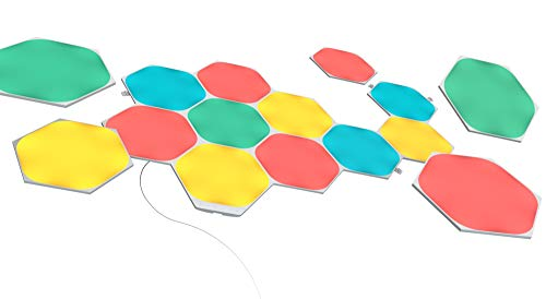 Nanoleaf Shapes Hexagons Starter Kit - 15 Panels