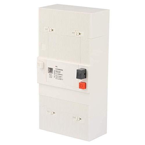 BEVANNJJ ZYY Interruptor de Circuito en Miniatura, 10-30A de 4 Polos 50Hz / 60Hz Baja tensión disyuntor Protección Aire Durante Tres Circuito Fase