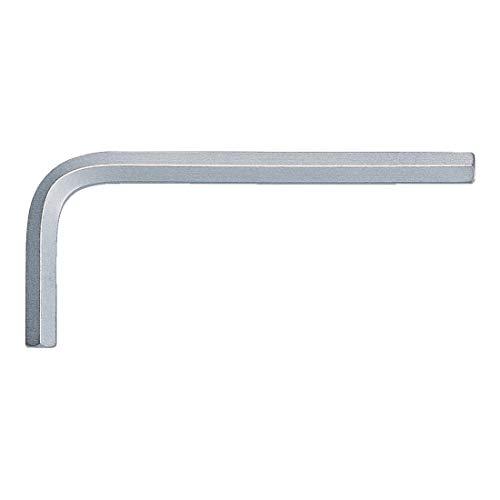 KS Tools 151.2027 Innensechskant-Winkelstiftschlüssel, kurz, 7mm