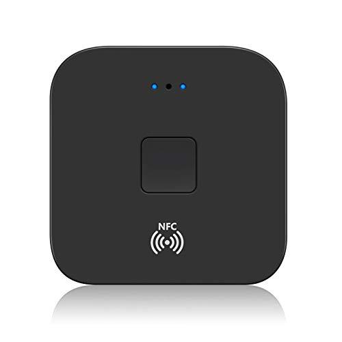 Bluetooth-Sender und -Empfänger, professioneller Bluetooth-Sender, Bluetooth 5. 0 Empfänger, kabellos, 3,5 mm Audio-Adapter für Auto-Kit, Lautsprecher, Freisprechanrufe