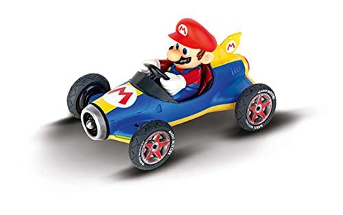 Carrera RC- 2,4GHz Kart Mach 8, Mario Juguete Coche, 6+ Años, Multicolor (Carrera Toys GmbH 370181066)