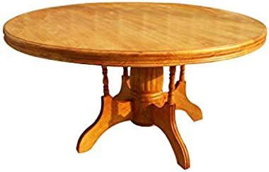 HYTD Furniture Simple Round Table