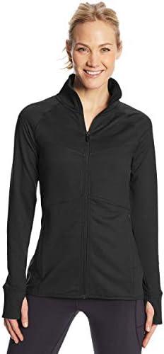 C9 Champion Women s Full Zip Cardio Jacket Ebony Large product image