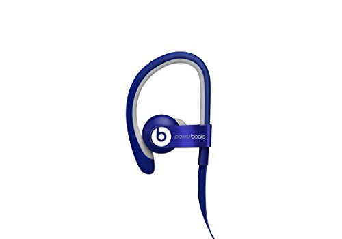 Powerbeats2 - Auriculares deportivos con cable, color azul
