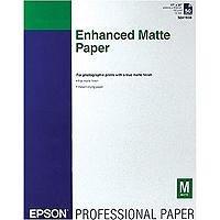 Epson Ultra Premium Matte 17 x 22 Inch Presentation Paper 50 Sheets (S041908)