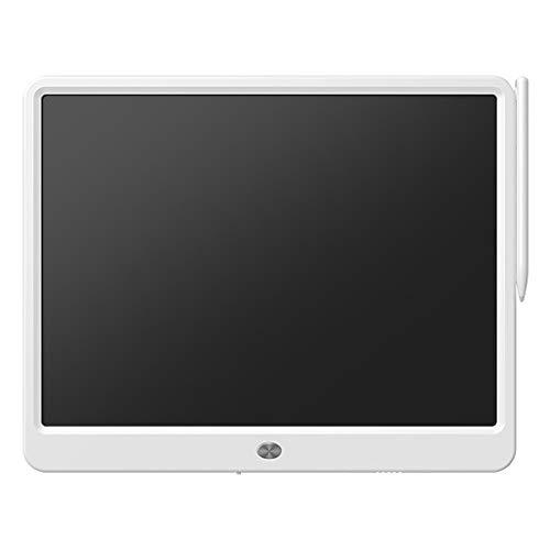 petsola Tableta de Escritura LCD de 15 Pulgadas con Pantalla Colorida Y EWriter para Niños - Blanco